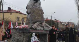 Premier Beata Szydło uczciła pamięć Żołnierzy Wyklętych w Augustowie
