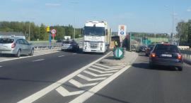 Nowa serwisówka i ścieżka rowerowa na wylotówce do Warszawy