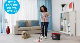 Można sprzątać i chudnąć jednocześnie