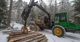 Pracownicy leśni będą mieli cieplej, nawet zimą
