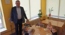 Rektor w przedszkolu