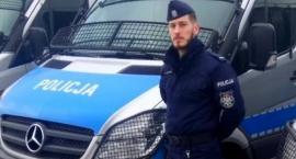 Policjant choć był po służbie, zatrzymał nietrzeźwego kierowcę