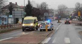 To był kolejny policyjny poranek na siemiatyckich drogach