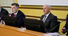 Radni rozpędzili się z głosowaniami. Odwołali Przewodniczącego i Wiceprzewodniczącego Sejmiku