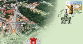 Na 100-lecie niepodległości Białegostoku Poczta Polska wypuściła specjalny znaczek