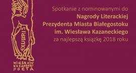 W BOK-u można będzie spotkać laureatów nagrody Kazaneckiego