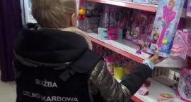Podrobione zabawki zniknęły ze sklepu