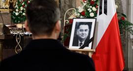 Białystok upamiętnił zmarłego premiera RP Jana Olszewskiego