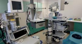 W szpitalu UDSK działa już nowa pracownia endoskopii