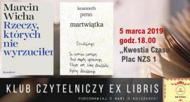 O dwóch książkach porozmawiają uczestnicy spotkania Ex Libris