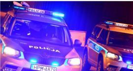 Mężczyzna został uratowany przez policjantów z pożaru w Hryniewiczach