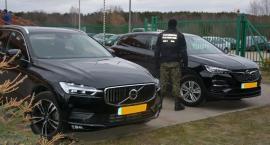Straż Graniczna odzyskała auta pochodzące z kradzieży
