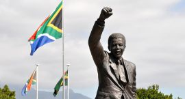 Nelson Mandela odszedł do lepszego świata