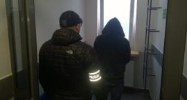 Mężczyzna zatrzymany za kradzież na plebanii
