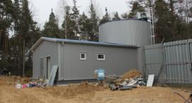 Stacja uzdatniania wody w Ogrodniczkach zbliża się ku ukończeniu