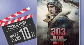 """Kino Helios zaprasza na """"303 Bitwa o Anglię"""". Bilety można zdobyć u nas"""