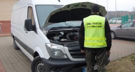 W jeden weekend pogranicznicy odzyskali trzy skradzione samochody