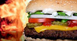 Nagana za frytki i burgera