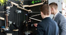Niesamowite maszyny widziała Politechnika Białostocka
