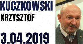 Krzysztof Kuczkowski spotka się z czytelnikami w Książnicy Podlaskiej