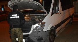 Pogranicznicy odzyskali kolejny skradziony pojazd