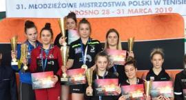 Tenisistki ATS wróciły z mistrzostw do Białegostoku z medalami