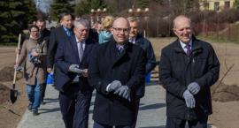 O współpracy turystycznej i gospodarczej marszałek pojechał rozmawiać do Grodna