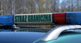 Straż Graniczna zatrzymała obywatela Syrii. Chciał nielegalnie dostać się do Polski