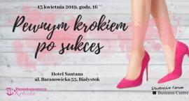 W sobotę kobieta może wejść pewnym krokiem po sukces