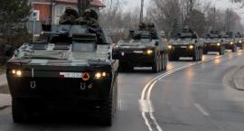 Po naszym regionie znów przemieszczają się kolumny wojskowe