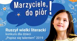 Konkurs literacki dla dzieci. Rozpoczął się nabór