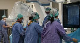 Trudna operacja zakończona powodzeniem w Klinice Chirurgii Naczyń i Transplantacji USK
