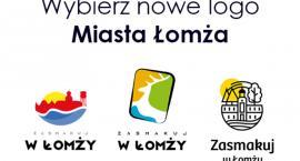 Mieszkańcy Łomży mają już ostatni moment na wybór nowego logo