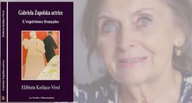 Elżbieta Koślacz-Virol na spotkaniu w Książnicy Podlaskiej
