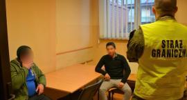 Nielegalnie dostali się do Polski Straż Graniczna zatrzymała ich w Grajewie