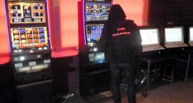 Łomżyńscy celnicy zlikwidowali nielegalny salon gier