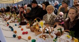Miejskie święcenie pokarmów punktualnie w sobotnie południe