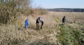 Aktywiści z Supraśla posprzątali tereny nadrzeczne
