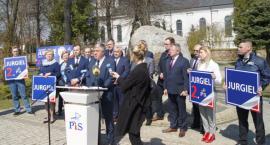 Krzysztof Jurgiel zaczął kampanię wyborczą w środku Europy