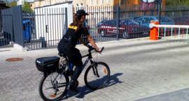Mężczyznę z narkotykami zatrzymał patrol rowerowy
