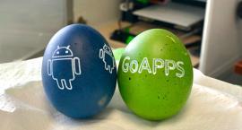 Widzieliście już jajka wielkanocne malowane przez robota?