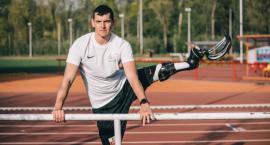 Dawid ma protezę i pobiegnie w Półmaratonie