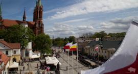 Święcił się 3 Maja w całej Polsce – jak długa i szeroka