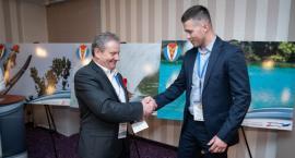 Polskie organizacje wodniackie przyznały Złote Honorowe Odznaki WOSiR-owi