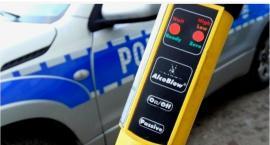 Tylko jednego dnia policjanci zatrzymali sześciu pijanych kierowców