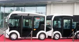 Czy elektryczny mikrobus z Francji trafi kiedyś do Białegostoku na stałe? [WIDEO]