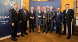 Marszałek rozmawiał w Brukseli rozmawiał o Partnerstwie Wschodnim