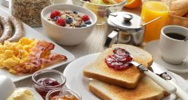 Biznes przy śniadaniu i kawie