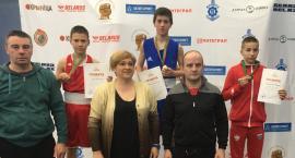 Białostoczanin dobrze zaprezentował się w Międzynarodowym Turnieju Bokserskim