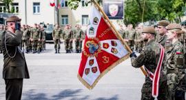 Terytorialsi świętowali w jednostce wojskowej